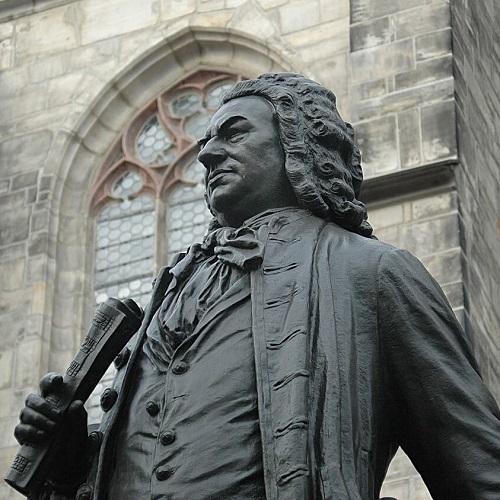 Bach Statur Leipzig